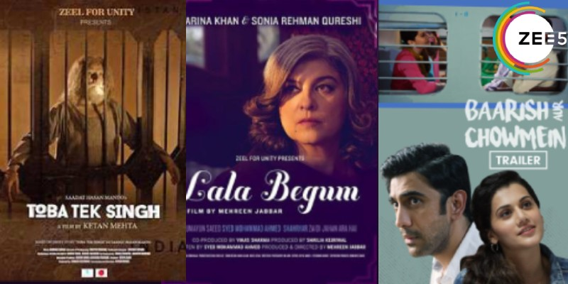 These 12 movies of Zee 5 must watch