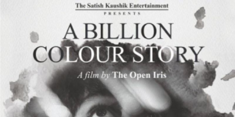 movie poster A billion color story