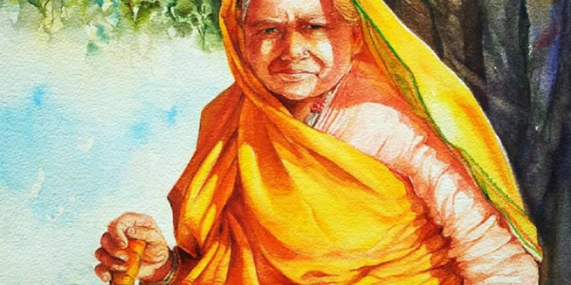 old women aasha tai